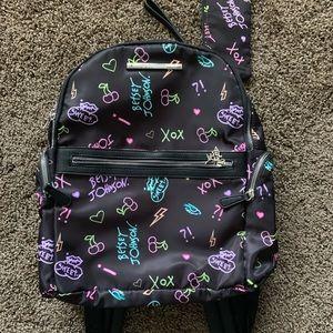 Betsey Johnson Backpack NWOT